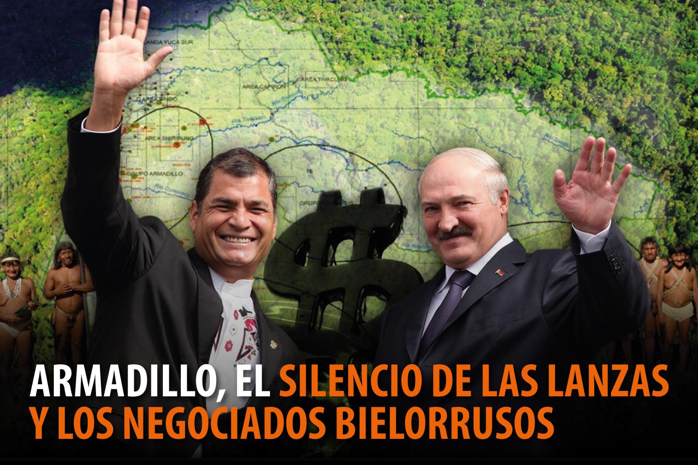 ARMADILLO, EL SILENCIO DE LAS LANZAS Y LOS NEGOCIADOS BIELORRUSOS