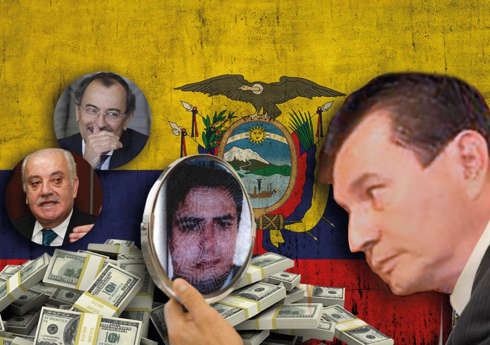 "PABLO ROMERO, JEFE DE LA SENAIN COBRABA COMO ALIAS ""EL RUSO"""