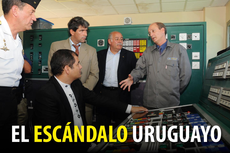 TRAFIGURA Y ANCAP PERJUDICARON A ECUADOR EN USD 206 MILLONES