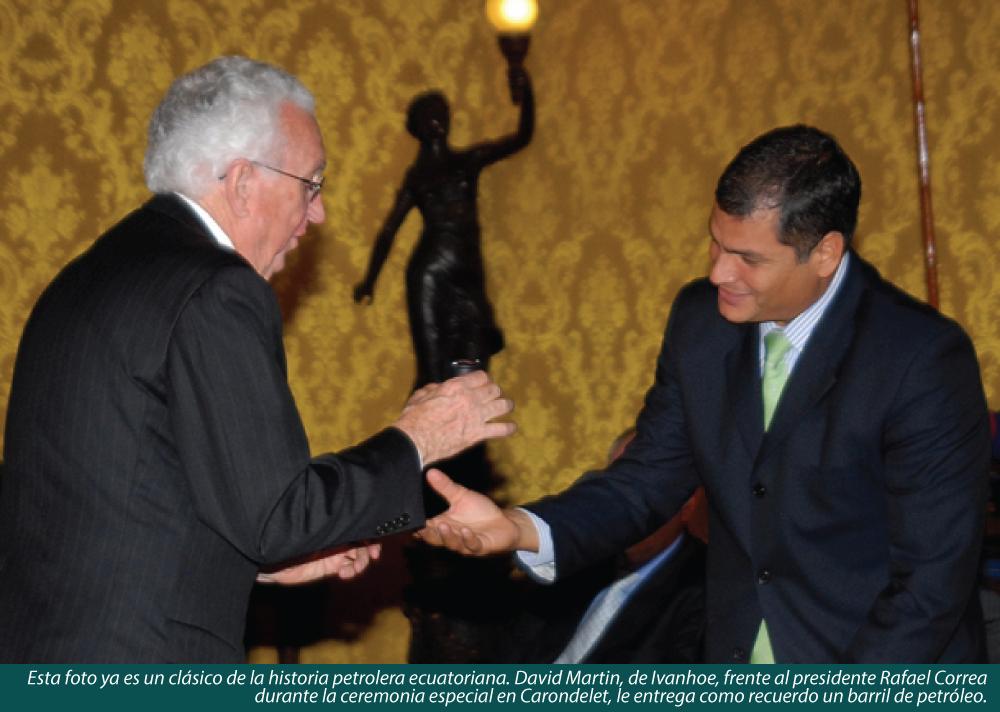 IVANHOE: EL FRACASO DEL «MEJOR CONTRATO DE LA HISTORIA»