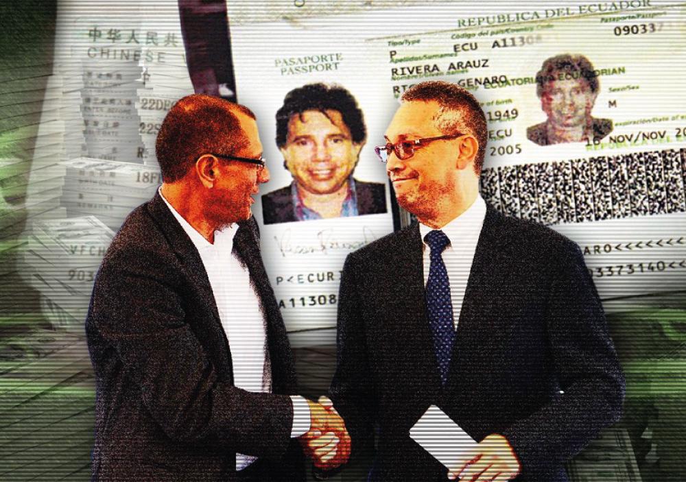 TRAMA DE CORRUPCIÓN VINCULADA A TÍO DE GLAS CON MAGNATE DE LA FIBRA ÓPTICA