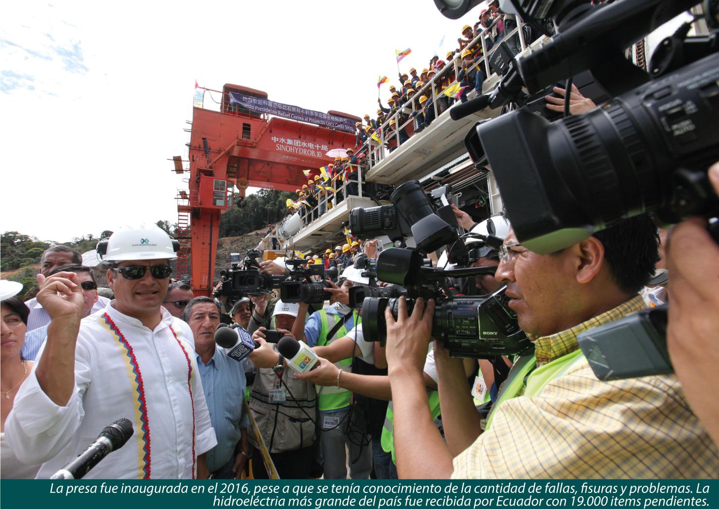COCA CODO SINCLAIR: 1500 MW DE CORRUPCIÓN