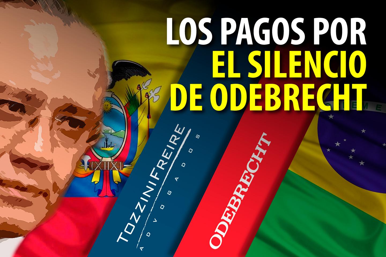 LOS PAGOS POR EL SILENCIO DE ODEBRECHT
