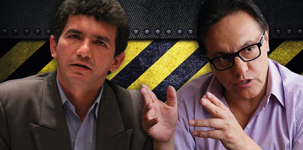 POLICÍA REPORTA POSIBLE ATENTADO CONTRA VILLAVICENCIO Y JIMÉNEZ