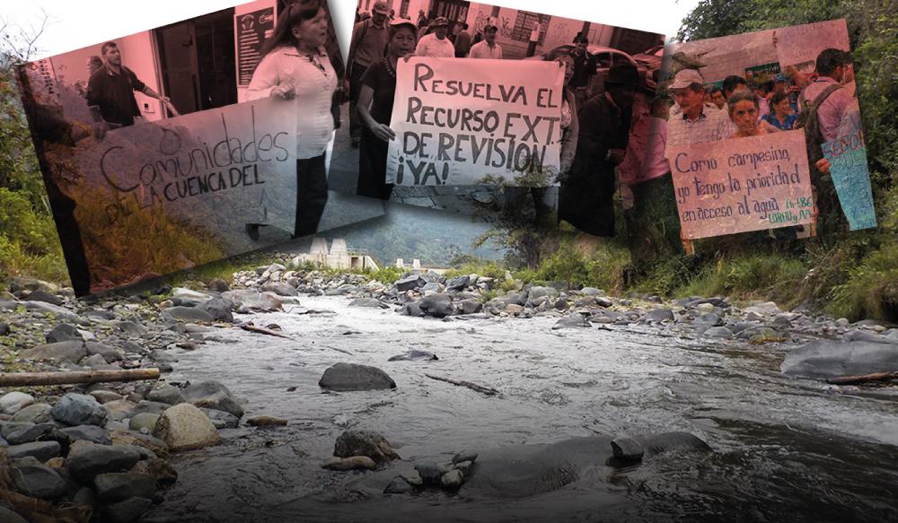 SAN PABLO DE AMALÍ: UN PUEBLO SIN AGUA