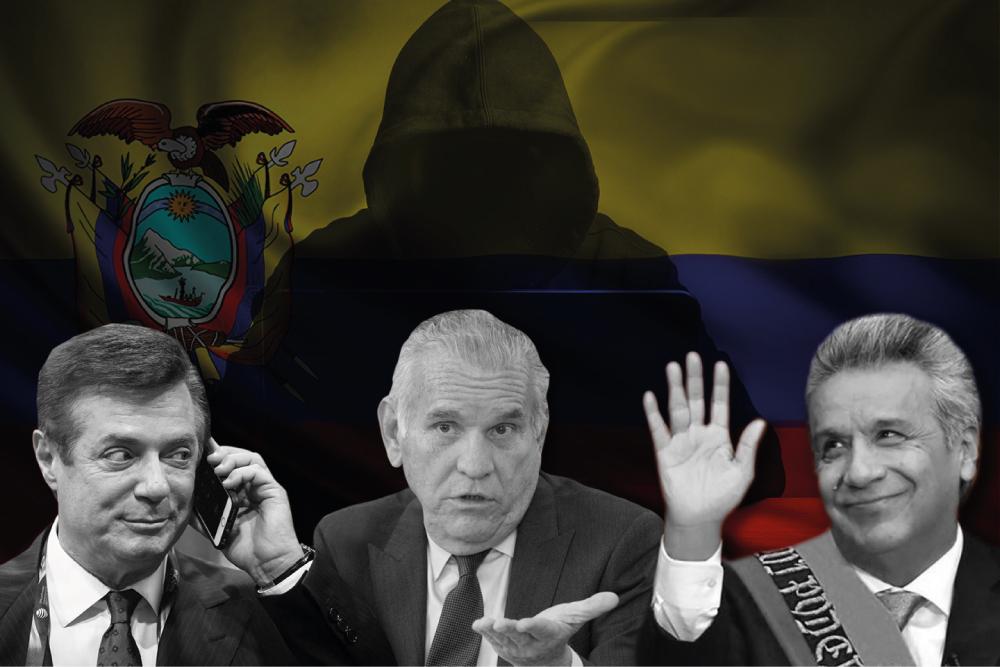AL DESCUBIERTO: LOS SECRETOS DE MANAFORT Y MORENO
