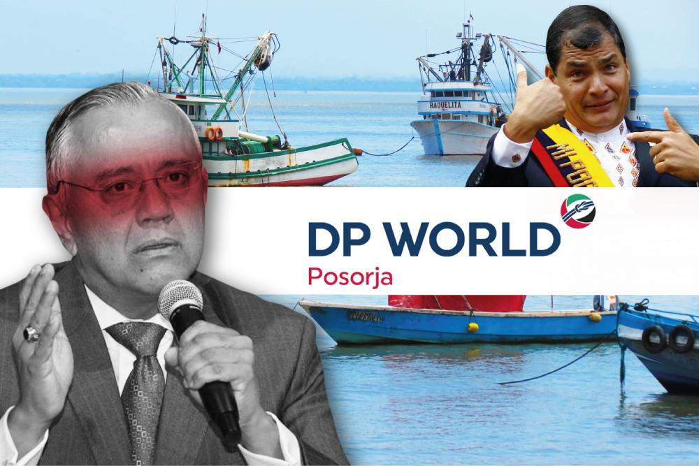POSORJA: UN PUERTO DE CORRUPCIÓN