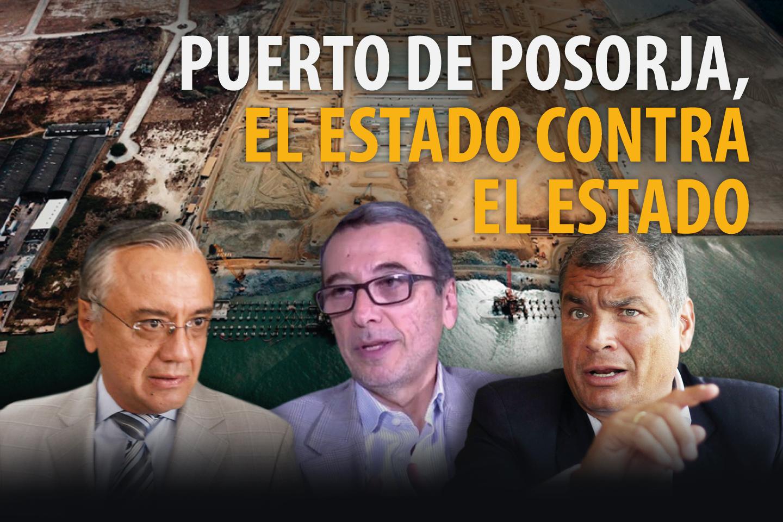 PUERTO DE POSORJA, EL ESTADO CONTRA EL ESTADO