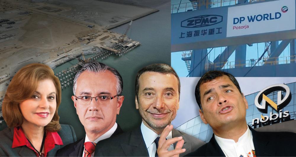 PUERTO DE POSORJA, HISTORIA DE UNA SIMULACIÓN