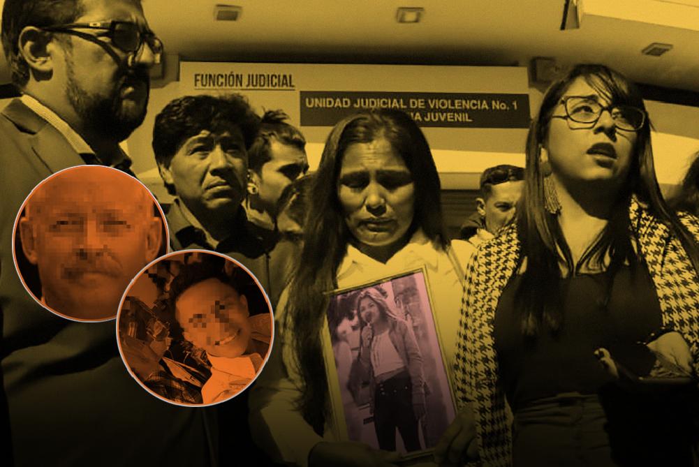 EL ABUELO VA A JUICIO Y EVADE EXÁMENES PSICOLÓGICOS