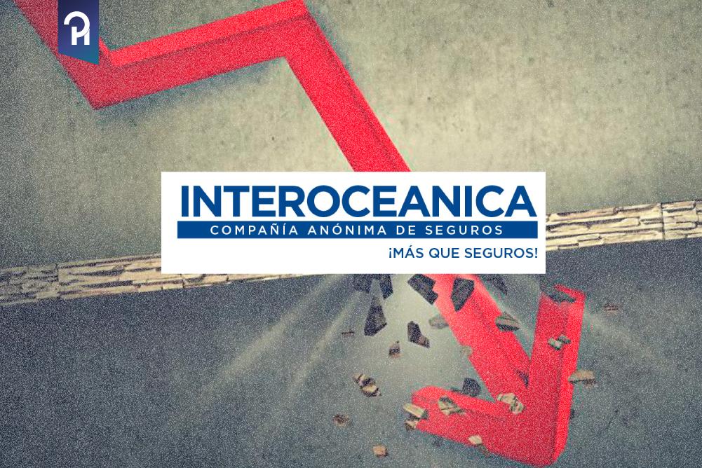 INTEROCEÁNICA DE SEGUROS A LIQUIDACIÓN FORZOSA