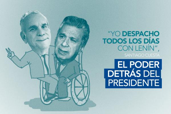 EL PODER DETRÁS DEL PRESIDENTE