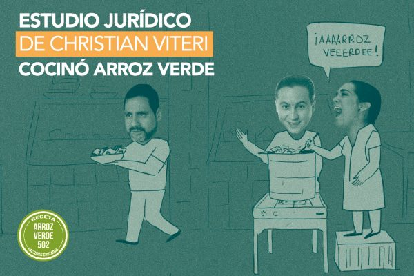 ESTUDIO JURÍDICO DE CHRISTIAN VITERI COCINÓ ARROZ VERDE