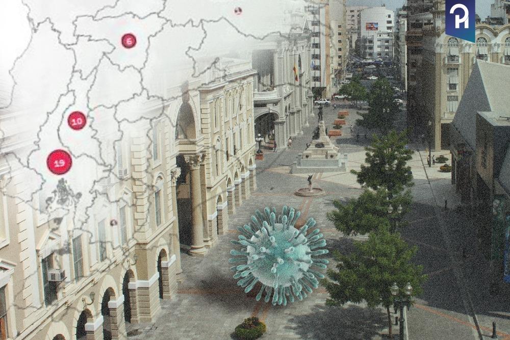 CORONAVIRUS: ASÍ ESTÁ EL SISTEMA DE SALUD DEL ECUADOR
