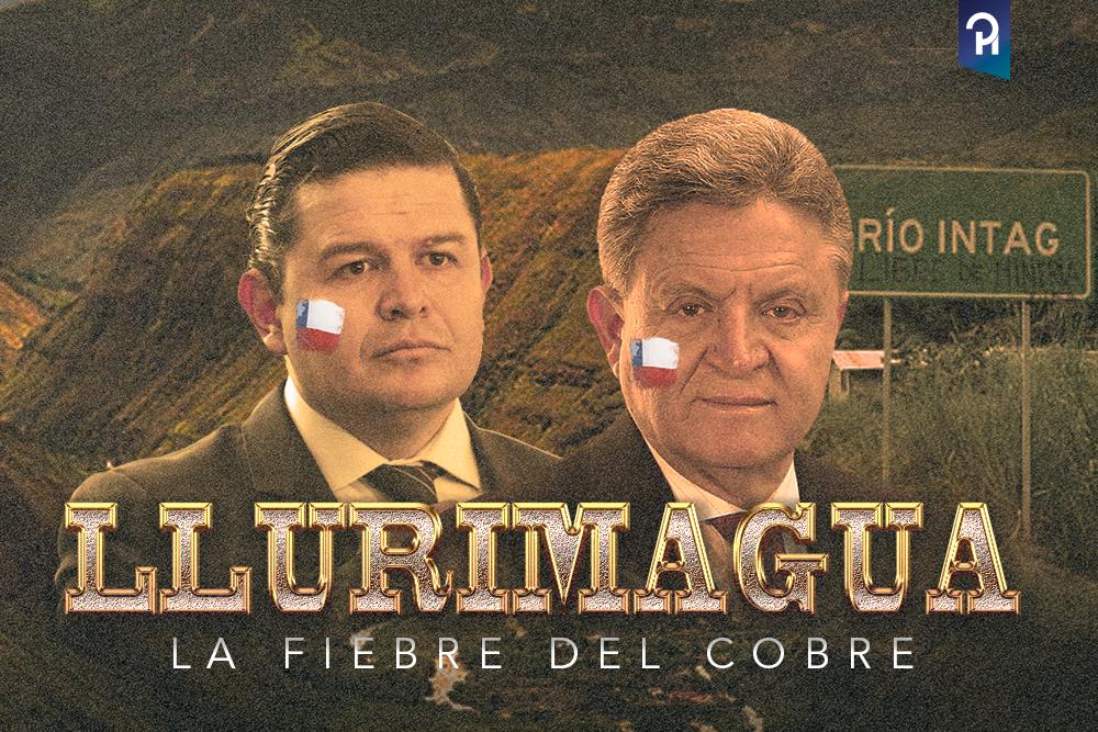 LLURIMAGUA, LA FIEBRE DEL COBRE