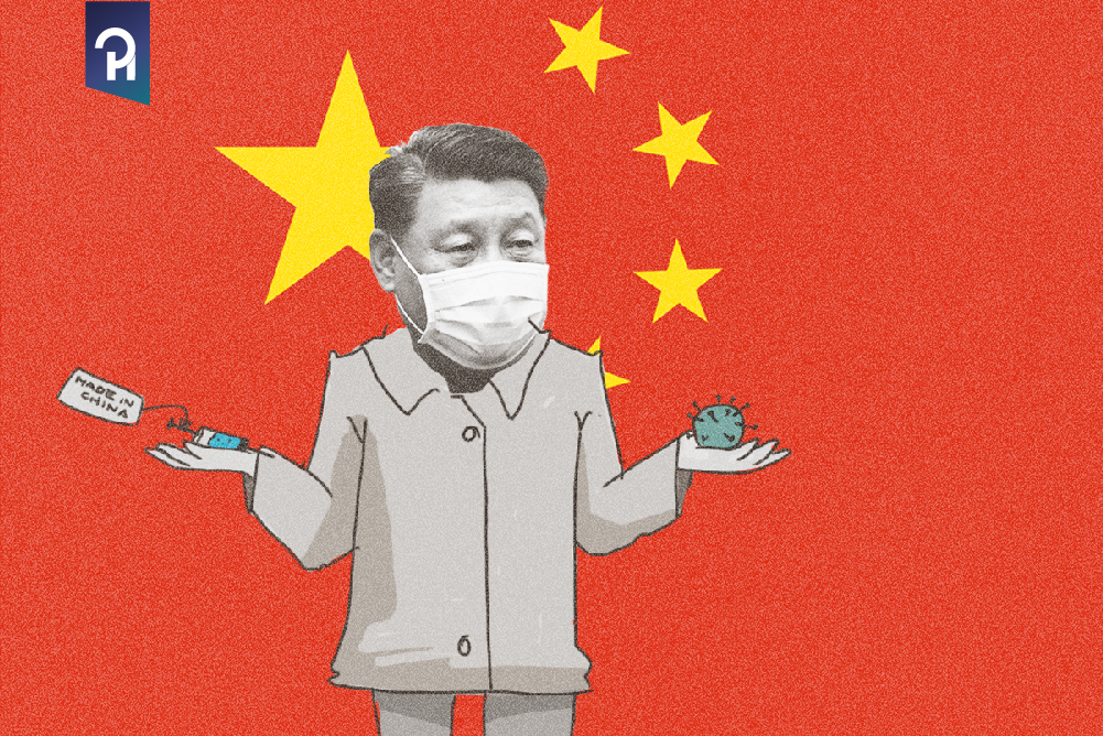 CHINA, ENFERMEDAD Y MAL REMEDIO
