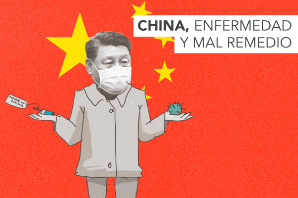 CHINA, ENFERMEDAD Y MAL REMEDIO