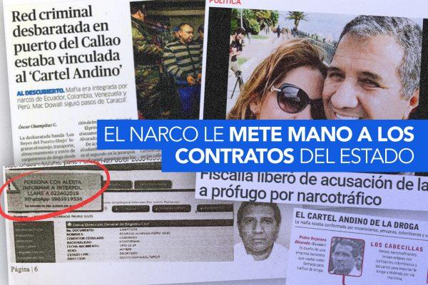 LA MALA TOS DEL MILLONARIO CONTRATO DE MASCARILLAS