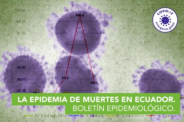 LA EPIDEMIA DE MUERTES EN ECUADOR. BOLETÍN EPIDEMIOLÓGICO.