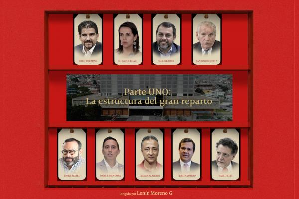EL GRAN REPARTO