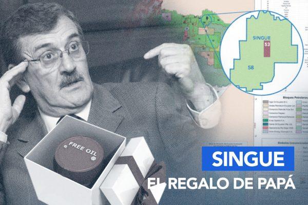 SINGUE, EL REGALO DE PAPÁ