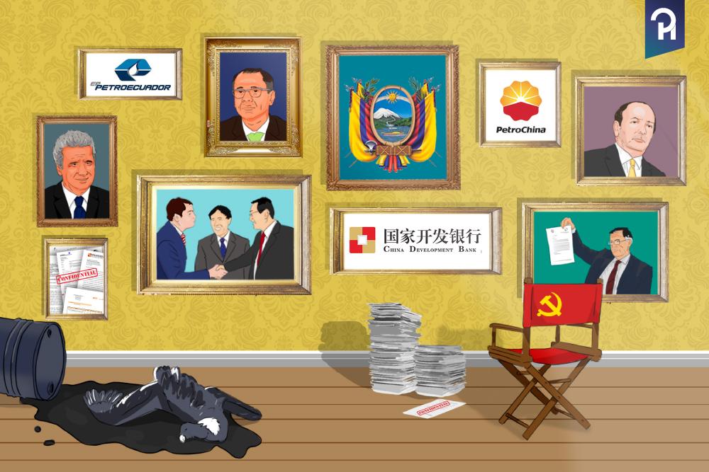 LOS PAPELES SECRETOS DE CHINA