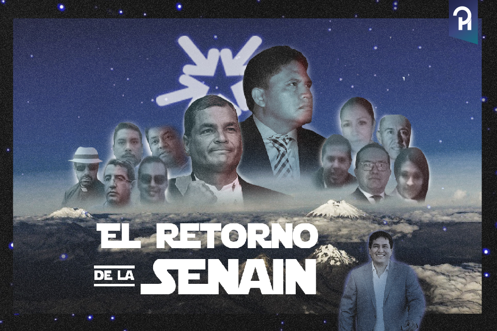 EL RETORNO DE LA SENAIN