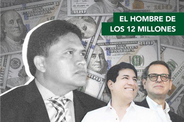 EL HOMBRE DE LOS 12 MILLONES
