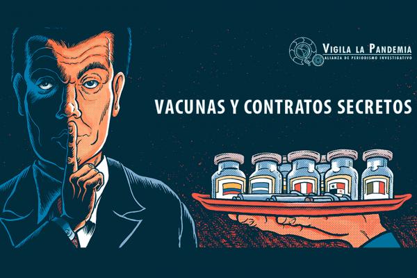 COVID-19: SIETE GOBIERNOS RECHAZAN DESCLASIFICAR CONTRATOS PARA VACUNAS POR MÁS DE $3.747 MILLONES