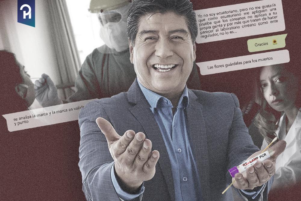 MUNICIPIO DE QUITO: ASÍ ENCUBRIERON LA CALIDAD DE LAS PRUEBAS DE COVID
